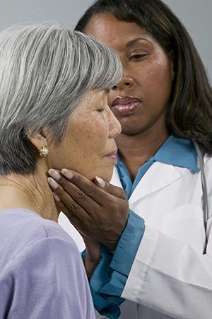 Thyroid Cancer Surgery Saint Luke S Health System