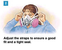 how to wear n95 mask correctly