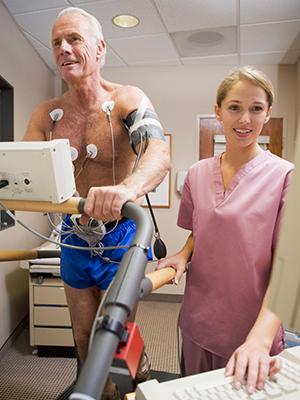 Cardiac Nuclear Imaging Nuclear Stress Test Saint Lukes Health